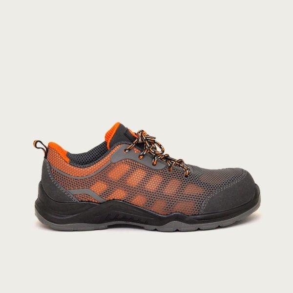 Кроссовки оранжевые «Скорпион Универсал»