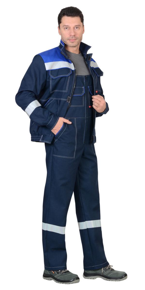"""Костюм """"СИРИУС-Ротор"""" куртка, полукомбинезон.Плотность 270"""