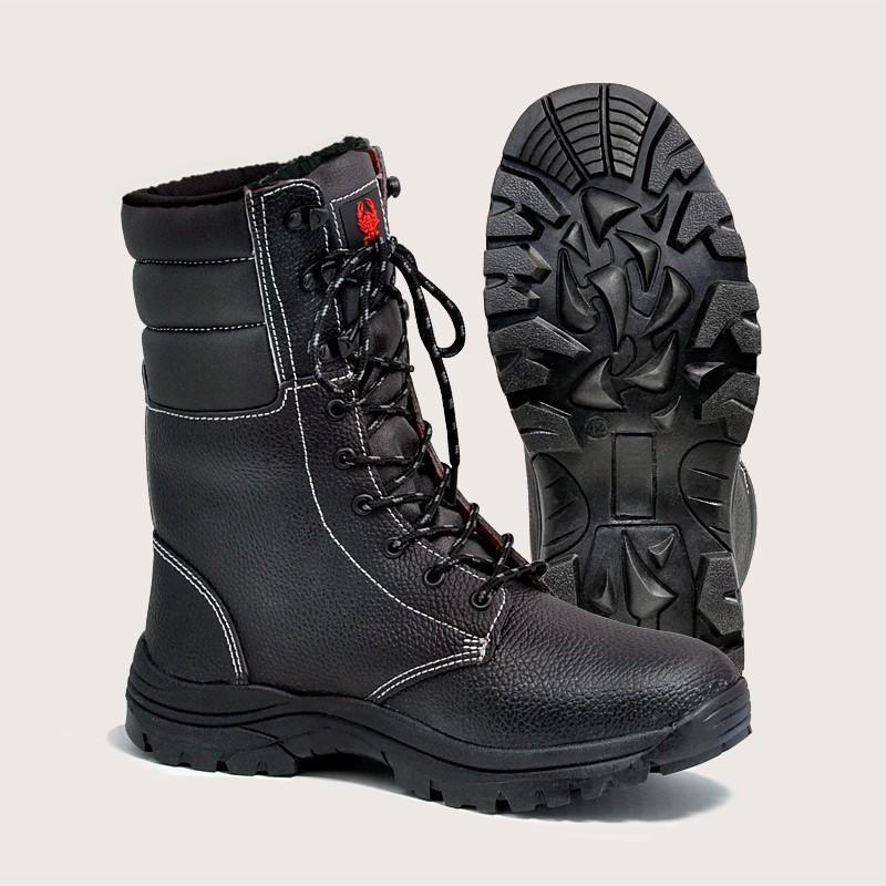 Зимние ботинки с высоким берцем «Омон-Скорпион»