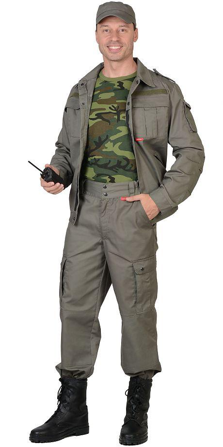 Одежда для охранных и силовых структур